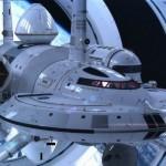【画像】NASA発のワープ実現可能な宇宙船公開!