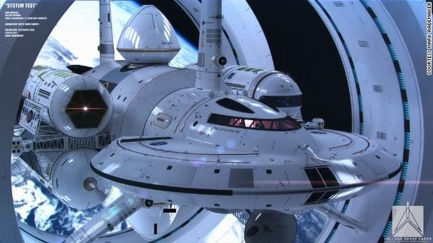 NASA 宇宙船