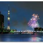 隅田川花火大会2014情報!花火の穴場スポットは?