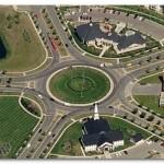 ラウンドアバウトとは?交通事故が減る交差点?信号は?