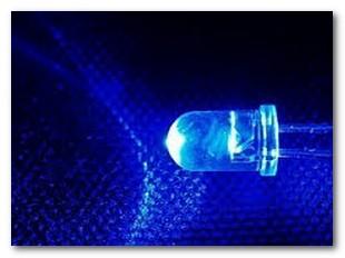 青色発光ダイオード