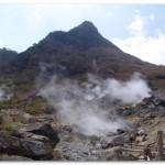 箱根山で火山性の群発地震が頻発!他の火山は?