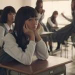 資生堂のCMの女子高生の秘密に誰もが驚愕!【動画】