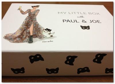 【MY LITTLE BOX】2015年10月分