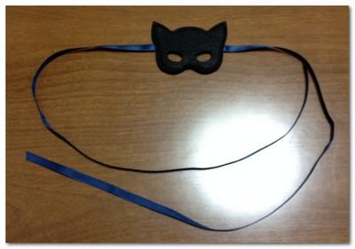 猫マスクマルチアクセサリー