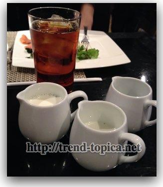 カスケイドカフェ ミルクティー