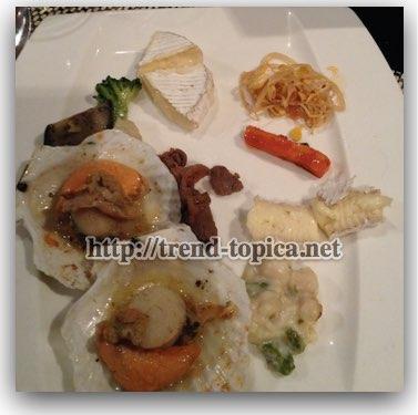 カスケイドカフェ お皿2