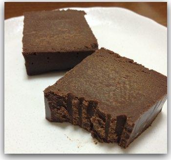 ルタオ チョコレートケーキ