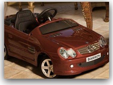 バロンの車